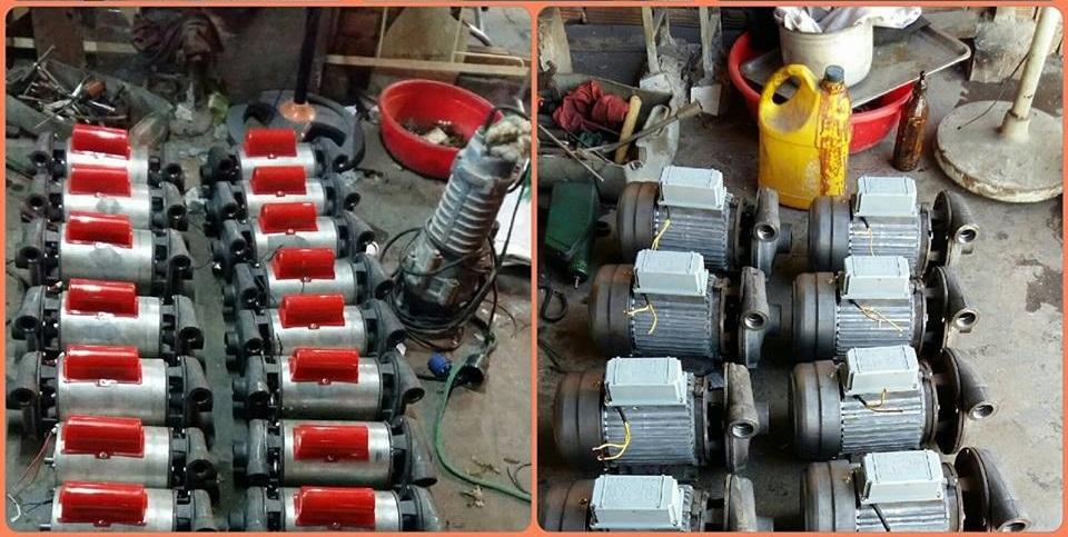 Thợ sửa máy bơm nước tại quận Phú NhuậnHotline 0943 900 914